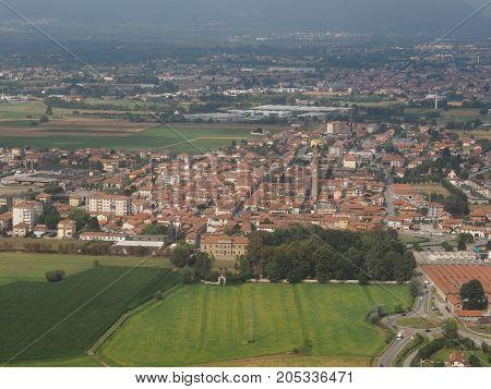 View Of The City Of San Francesco Al Campo