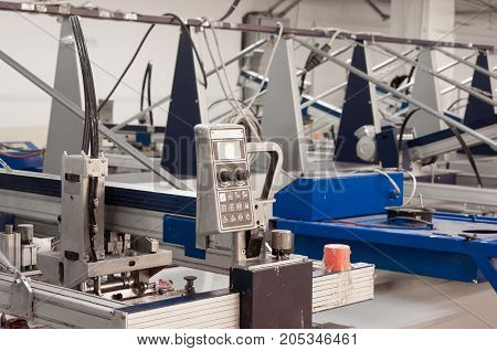 Textile And Garment Factory