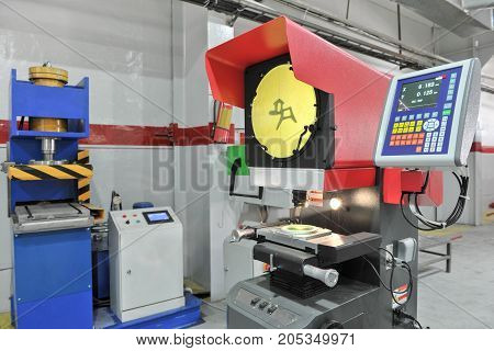 Profile Projector For Measurement
