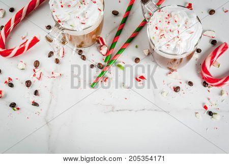 Christmas Peppermint Mocha