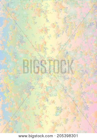 A pastel abstract background with a cloth like texture