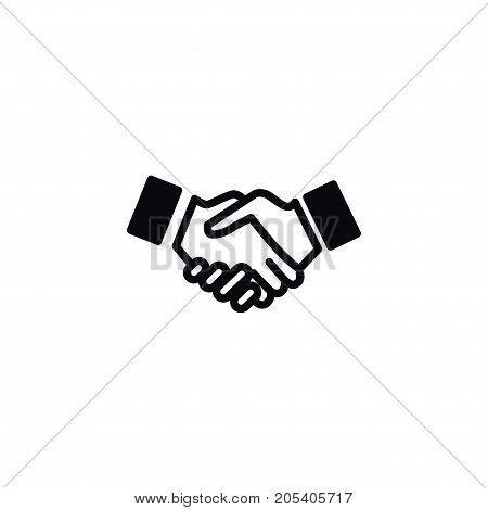 Greeting Vector Element Can Be Used For Greeting, Friendship, Partnership Design Concept.  Isolated Friendship Icon.