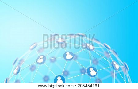 Global Network Connection, Communication People
