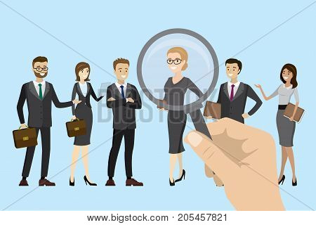 Employer Of Choice, Candidate Selection