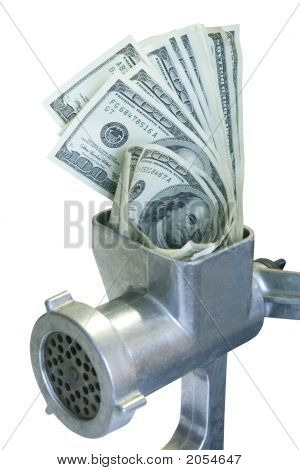 Dollars Are Milled