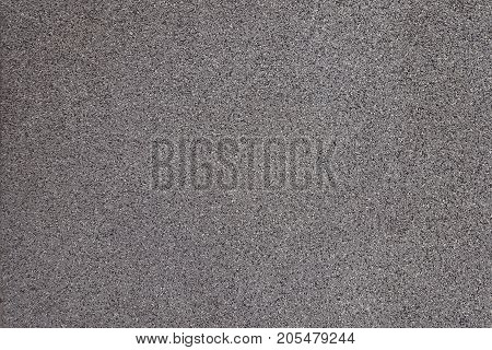 Surface Of Grey Exterior Wall With Pebbledash