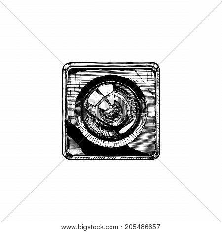 Illustration Of Plenoptic Camera