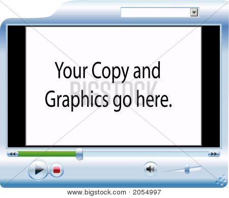 Videoplayerbkg.Eps