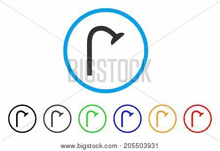Shower Head Rounded Vector Photo Free Trial Bigstock