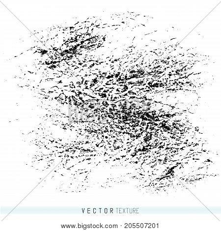 Grunge texture, background with hand drawn wax crayon strokes.