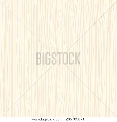 Light brown wood background pattern Perfect material for architecture design purposes. Lumber construction material. Vector illustration