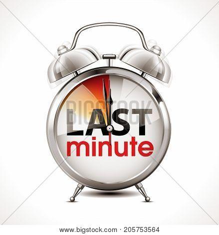 Budzik - Last Minute