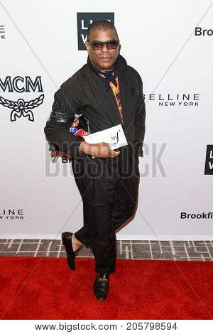 NEW YORK-SEPT 08: George Wayne attends Daily Front Row's Fashion Media Awards at Four Seasons Hotel New York Downtown on September 8, 2017 in New York City.
