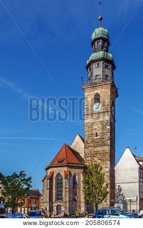 St. Johannis Church in Lauf an der Pegnitz Germany