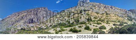 A beautiful panorama of