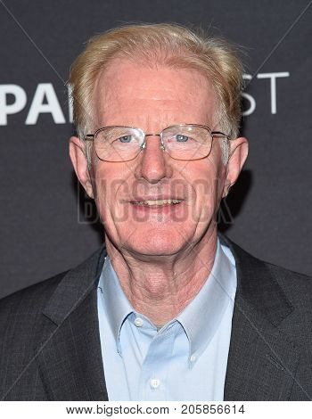 LOS ANGELES - SEP 08:  Ed Begley Jr. arrives for the PaleyFest Fall Preview - 'Future Man' on September 8, 2017 in Beverly Hills, CA