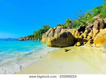 Island Getaway Exotic