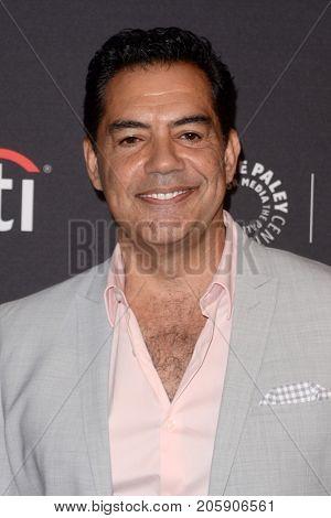 LOS ANGELES - SEP 10:  Carlos Gomez at the