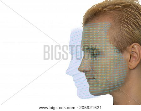 mobile with face recognition is enabled by the True Depth or deep camera and is simple to set up. It analyzes with many dots to create a precise depth map on the face.