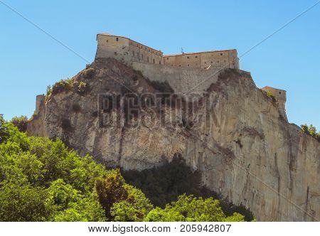 San Leo - Fortress Of San Leo