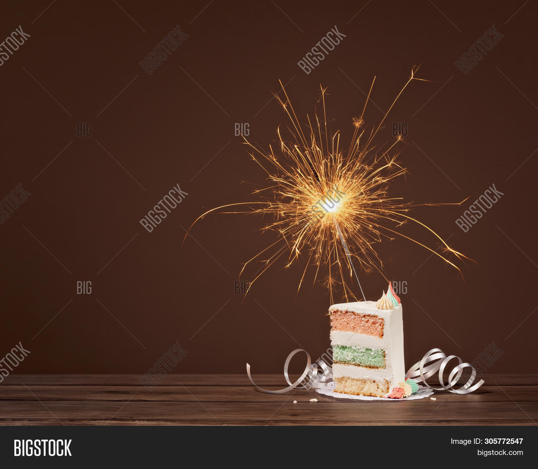 Admirable Slice Layered Birthday Image Photo Free Trial Bigstock Funny Birthday Cards Online Inifodamsfinfo