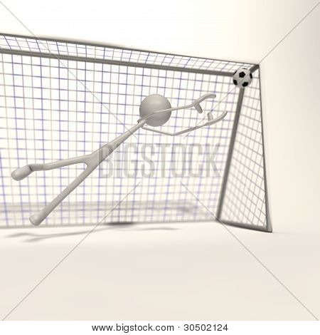 Goalkeeper Extended