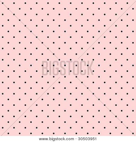 seamless Polka dot background