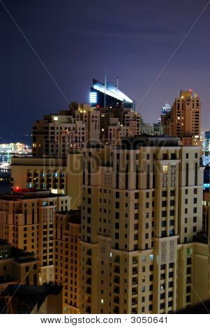 Dubai From The Top (Night)
