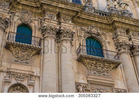 Assumption of the Virgin Cathedral (Santa Iglesia Catedral - Museo Catedralicio), Jaen, Andalucia, Spain
