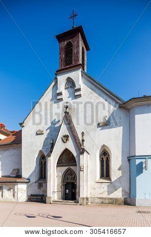 St. Elisabeth Church In Banska Bystrica  - Slovakia