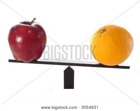 Apple And Heavy Orange Full