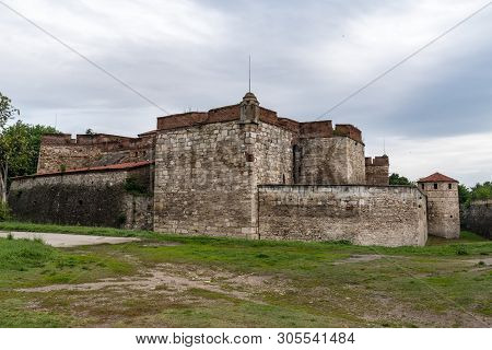 Baba Vida Is A Medieval Fortress In Vidin In Northwestern Bulgaria And The.town's Primary Landmark.