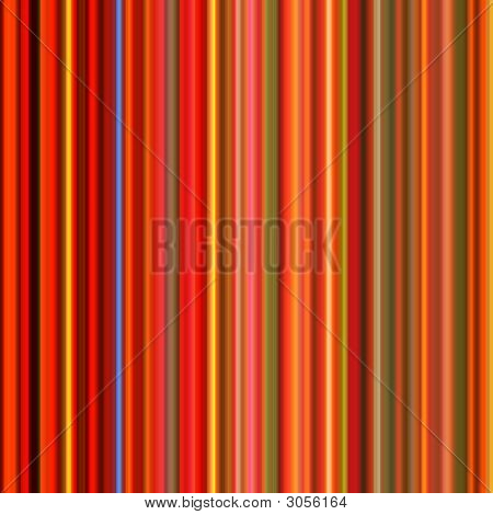 A vibrant colorful red lines abstract background. poster