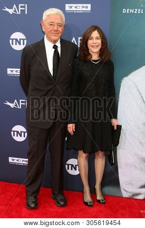 LOS ANGELES - JUN 6:  Richard Donner, Lauren Shuler Donner at the  AFI Honors Denzel Washington at the Dolby Theater on June 6, 2019 in Los Angeles, CA