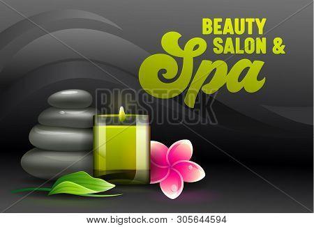 Beauty Salon Ad Vector Photo Free Trial Bigstock