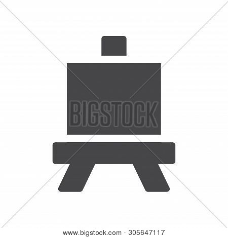 Art Board Vector Icon On White Background. Art Board Icon In Modern Design Style. Art Board Vector I