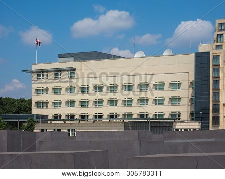 American Embassy In Berlin
