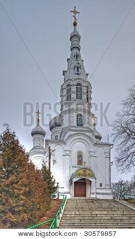 Othodox church of Saint Simeon Stylites in Kamenets
