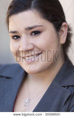 Empresaria - retrato