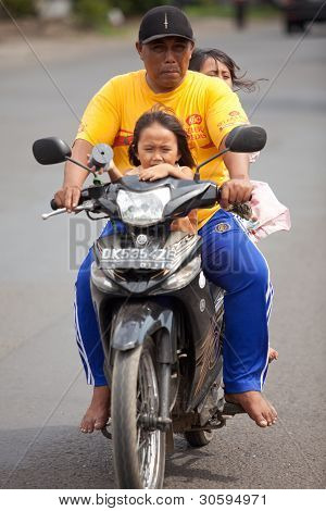 Familie transport