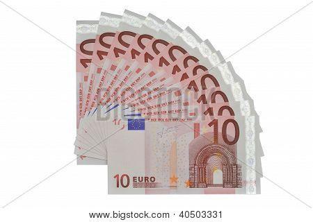 Fan of Euro