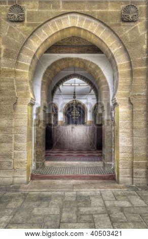 Ancient Arabic architecture