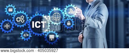 Information And Communications Technology Ict Is An Extensional Term For Information Technology It.