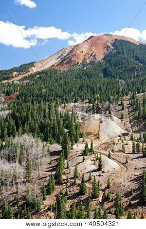 Mining Buildings and Tailings