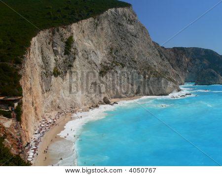 Lefkada Beach, Greece