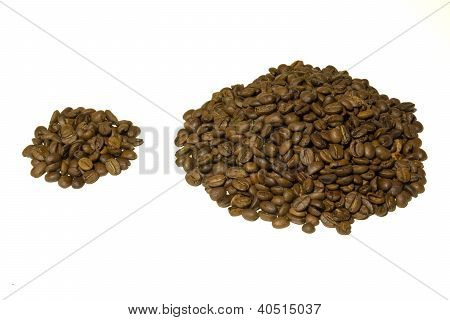Two Hills Coffee Beans