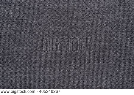 Macrotexture Of Textile Material Or Fabric Close-up For Abstract Empty Background Or Single-tone Wal