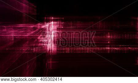 Abstract digital landscape background texture. Fractal graphics 3d illustration.