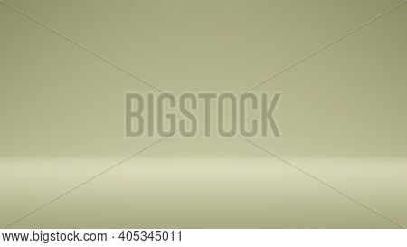Modern Studio Background . Abstract Yellow Coral Gradient Background Empty Space Studio Room For Dis
