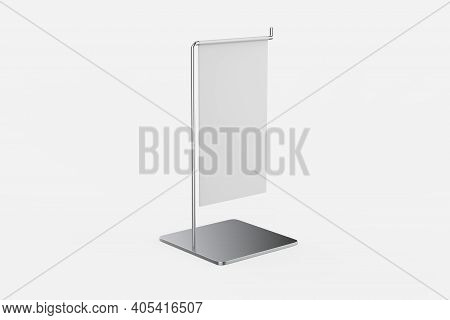 A4 A3 Pvc Pp Paper Table Top Set Stand Mini Roll Up Banner,pull Up Banner Standee Banner Stand,table